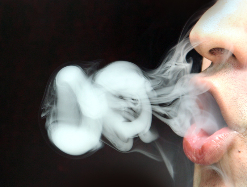 Как сделать густой дым из кальяна 472