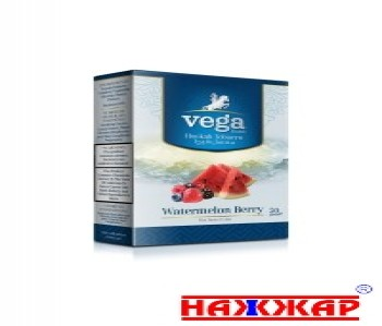Табак Vega Watermelon Berry (Арбуз ягоды) 50г